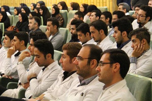 سنجش سلامت دانشجویان جدید علوم پزشکی شهید بهشتی انجام شد