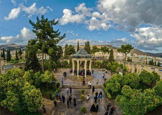 واکنش رئیس شورای شیراز نسبت به تجاری شدن محدوده حافظیه