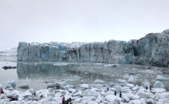 فیلم ، سقوط یخچال