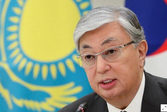 حزب حاکم قزاقستان رئیس جمهور موقت را کاندیدای انتخابات ریاست جمهوری کرد