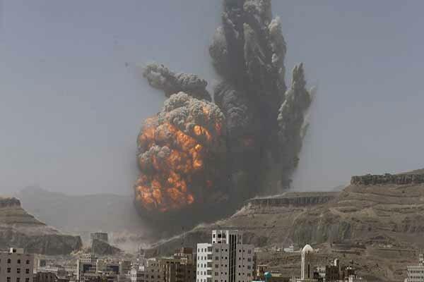 هلاکت دهها نظامی سعودی و سودانی در حجه یمن