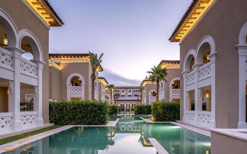 معرفی هتل ریکسوس سعدیات آیلند ابوظبی ، 5 ستاره