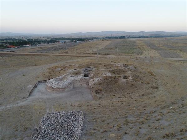 شروع فصل دوم کاوش باستان شناسی در قلعه شهر تاریخی اوجان