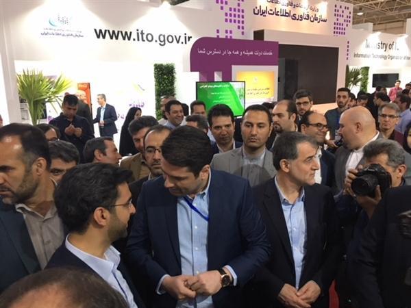 ابراز رضایت وزیر ارتباطات از فعالیت های سازمان میراث فرهنگی در حوزه دولت الکترونیک