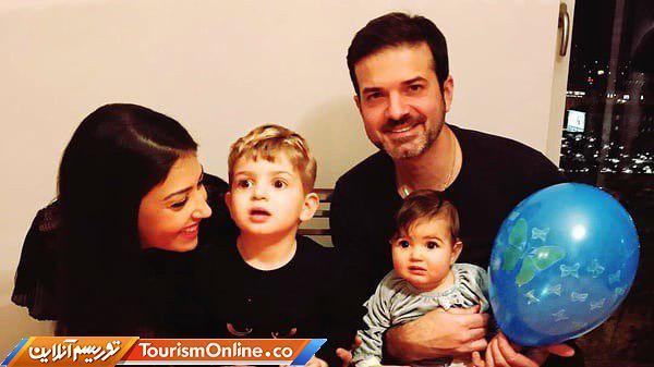 خوشحالی همسر استراماچونی از سفر به ایران