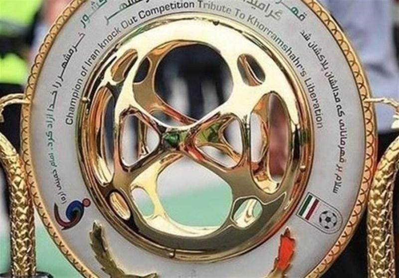 قرعه کشی مرحله چهارم جام حذفی، استقلال به گل ریحان خورد، پرسپولیس به ماشین سازی، فینال در شیراز برگزار می گردد