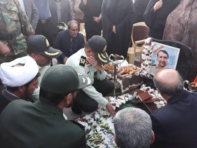نیروی انتظامی استان کرمان 575 شهید تقدیم امنیت جامعه نموده است