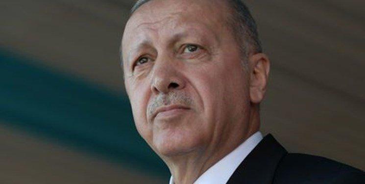 اردوغان آشتی کرد!
