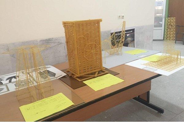 چهارمین دوره مسابقات بین المللی سازه های ماکارونی برگزار می گردد