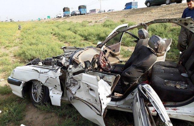 11 کشته و 71 مجروح تصادفات در یک هفته