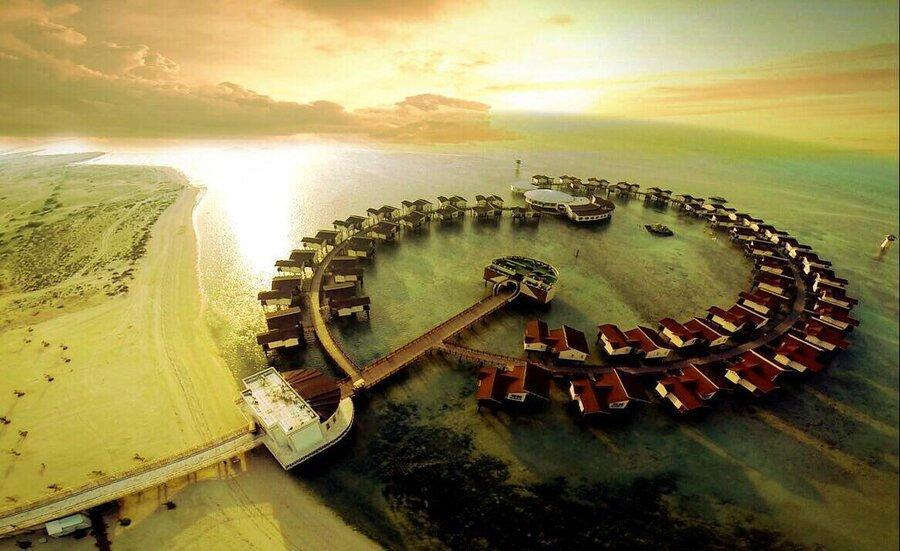 جزیره کیش را واگذار کردند؟ ، منبع خبر واگذاری 25 ساله کیش به چین کجاست؟