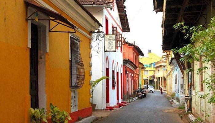پانجیم، شهر پرتغالی گوا