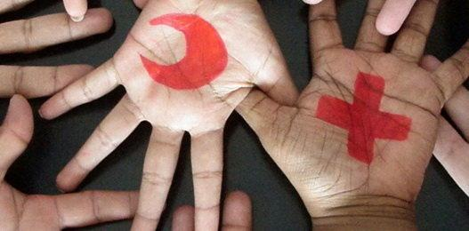 جمعیت ملی هلال احمر 200 خانواده را در اربعین به اعضای خود متصل نموده است