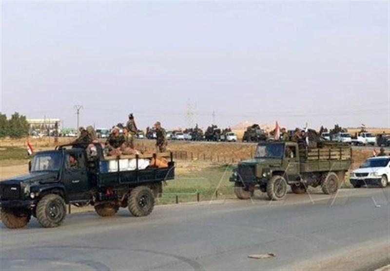 عملیات نظامی ارتش سوریه در حومه جنوب شرقی ادلب
