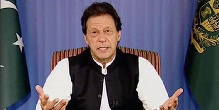عمران خان: هند به تجاوزگری ادامه دهد چاره ای جز پاسخ دندان شکن نداریم