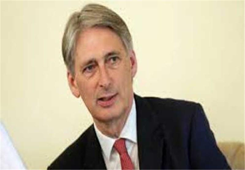 هاموند تاکید نمود: خطرات سیاسی در کمین اتحادیه اروپا در راستا برگزیت