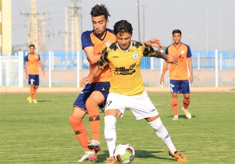 لیگ دسته اول فوتبال، شکست سنگین خوشه طلایی مقابل استقلال خوزستان