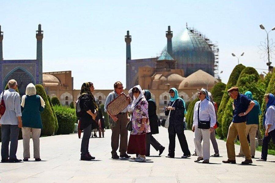 لغو 70 درصد سفرهای اروپایی به ایران ، صد درصد تورهای آمریکا و کانادا هم لغو شد
