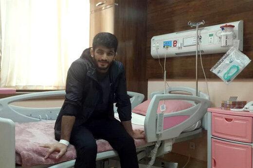 اظهار نظر دکتر کیهانی پس از عمل جراحی روی زانوی حسن یزدانی