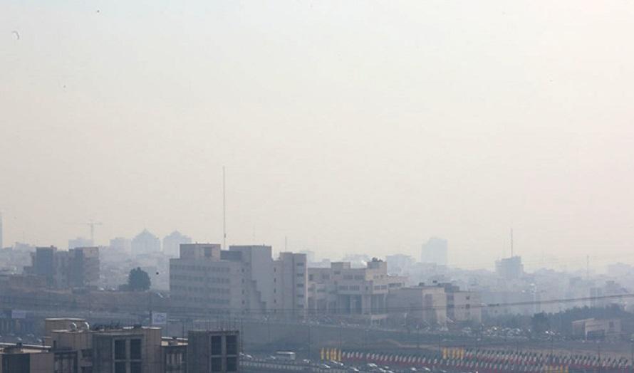 خسارت 1.3 میلیارد دلاری آلودگی هوا به تهران