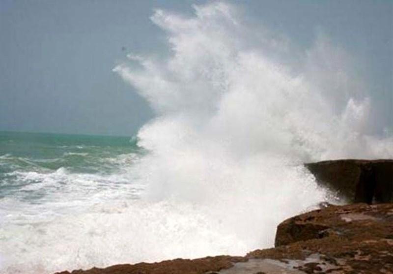 اخطاریه هواشناسی؛ دریای عمان و تنگه هرمز تحت تاثیر طوفان حاره ای کیار قرار گرفته است