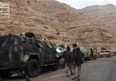 صحنه هایی از عملیات بزرگ البنیان المرصوص رزمندگان یمنی