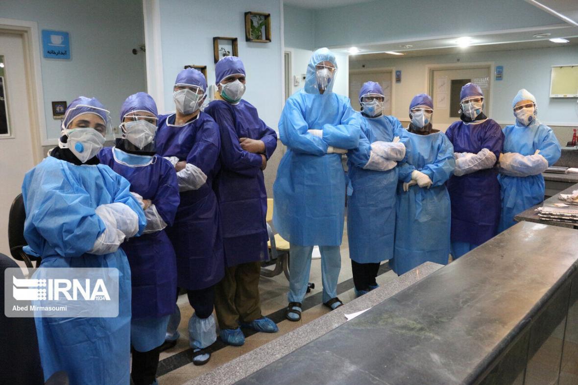 خبرنگاران بیمارستان عظیم دزفول کمبود تجهیزات پزشکی ندارد