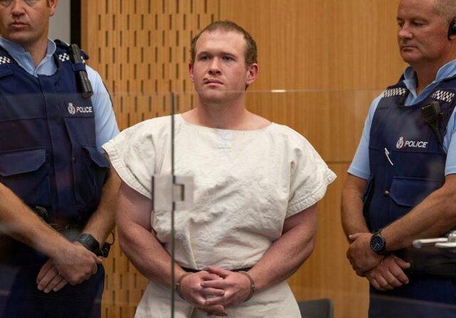 عامل تیراندازی کرایستچرچ نیوزیلند به گناهش اعتراف کرد