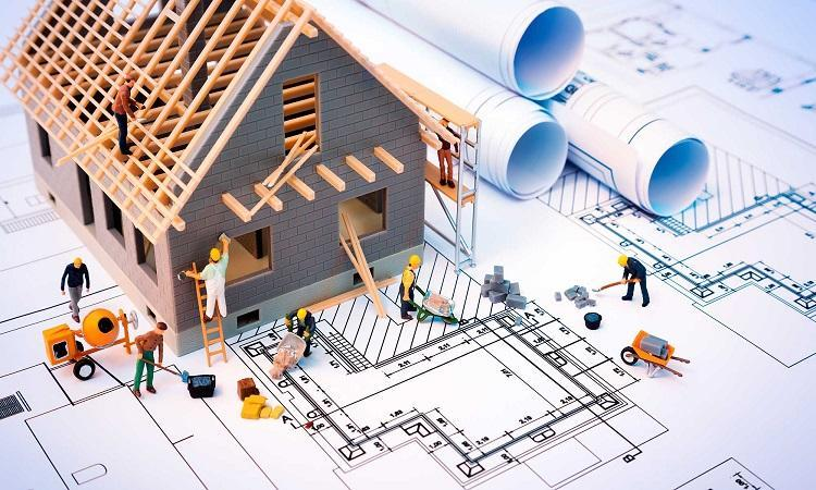 مراحل بازسازی خانه توسط شما