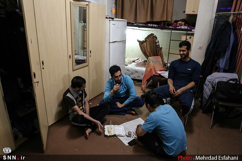 هفته خوابگاه های دانشجویی و انتخابات شورای صنفی دانشجویان برگزار نمی گردد