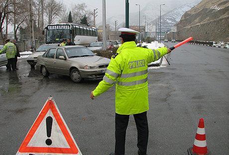 خبرنگاران جاده هراز از ساعت 21 امشب مسدود است