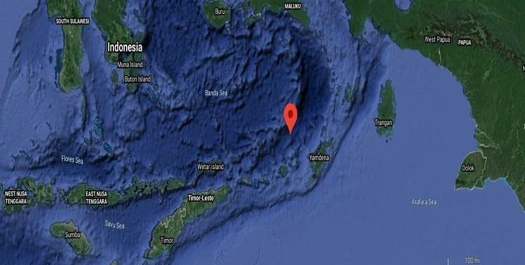 زلزله ای به قدرت 7.2 ریشتر اندونزی را لرزاند