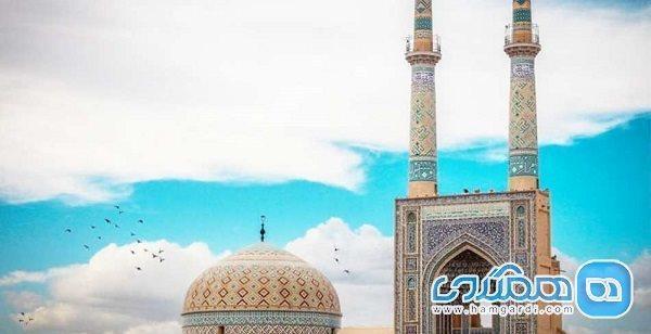 اعلام نونوار شدن شاهکار معماری ایران در یزد