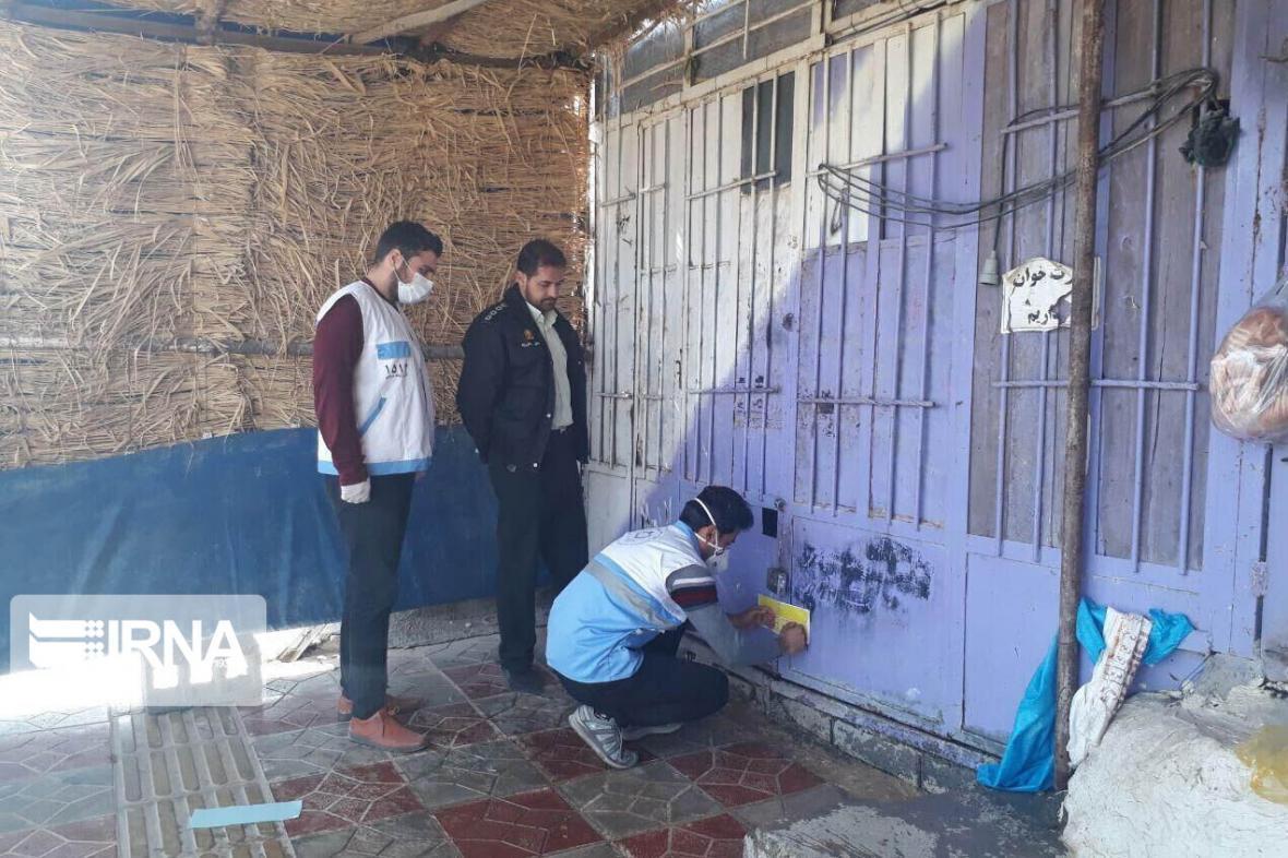 خبرنگاران 11 واحد صنفی در ایرانشهر پلمب شد