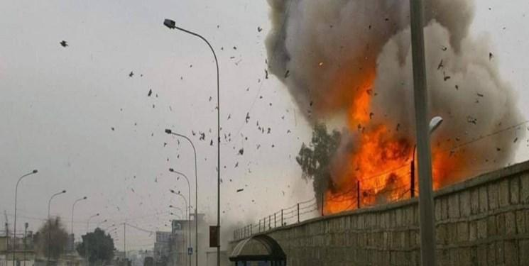 کشته شدن سه پلیس عراقی در انفجاری در موصل