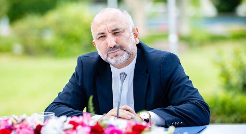 خبرنگاران سرپرست وزارت خارجه افغانستان هفته آینده به تهران سفر می نماید
