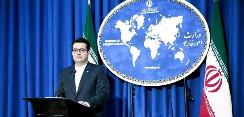 شرح سخنگوی وزارت خارجه درباره درگیری عناصر تروریست در مرز ایران