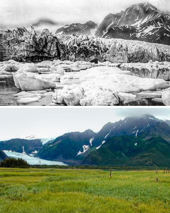 تصاویری که ثابت می نماید تغییرات آب وهوا شوخی نیست
