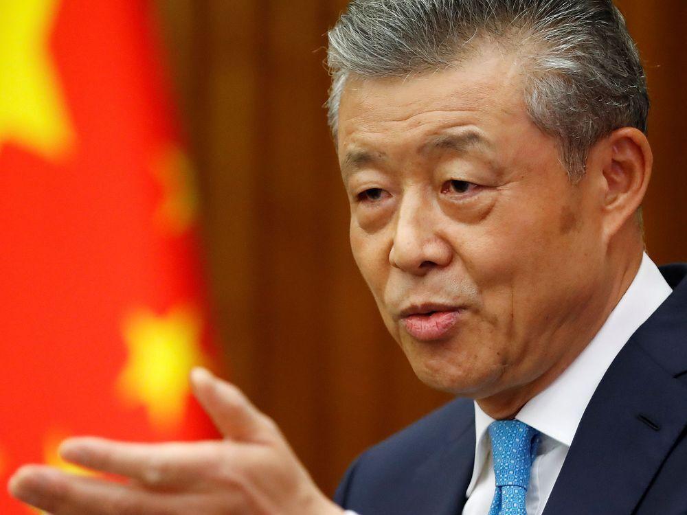 هشدار سفیر چین به لندن، دخالت ممنوع