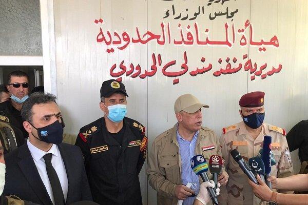 بازدید نخست وزیر عراق از گذرگاه مرزی با ایران