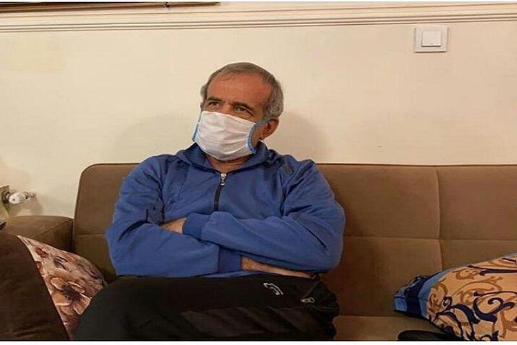 پزشکیان، نماینده تبریز به کرونا مبتلا شد