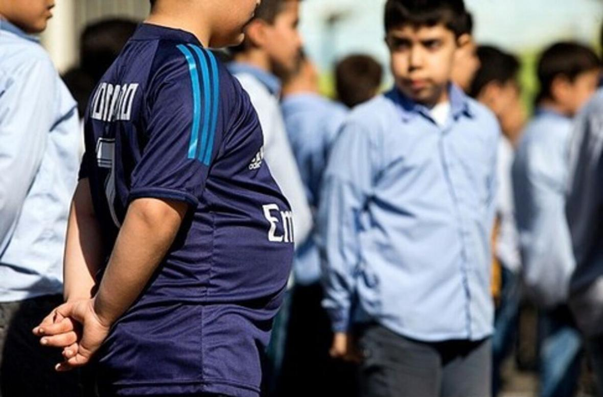 خبرنگاران دانش آموزان چاق و دارای اضافه وزن شناسایی می شوند