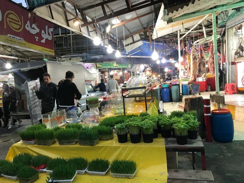 معرفی مرکز خرید محمودآباد : بازار بزرگ الغدیر محمودآباد