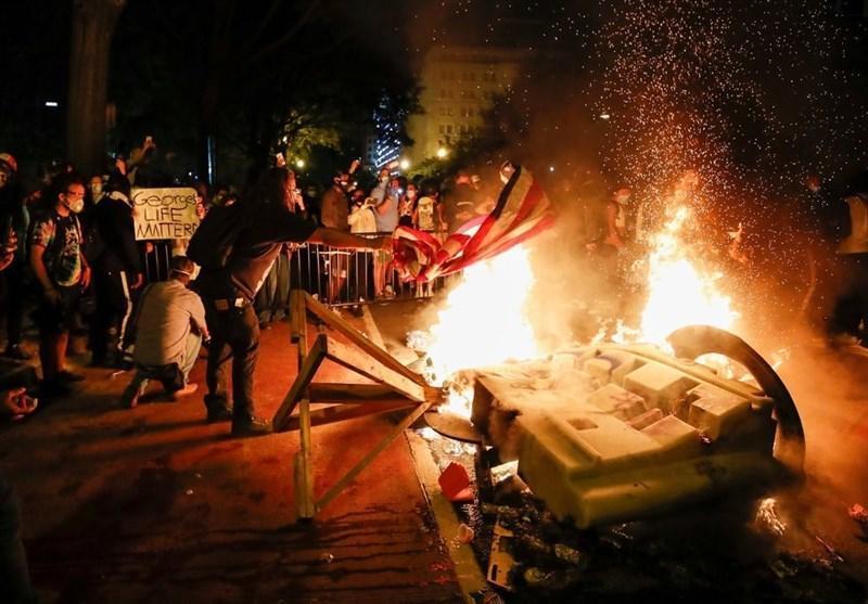هشدار نهادهای امنیتی آمریکا درباره احتمال وقوع شورش در آستانه انتخابات