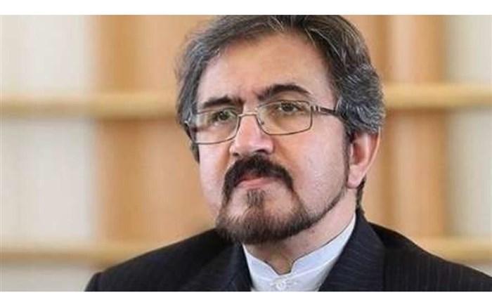 سفیر ایران در فرانسه به قربانیان حادثه تروریستی کابل ادای احترام کرد