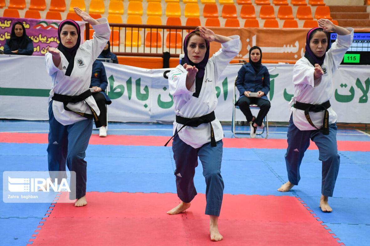 خبرنگاران مسابقات مجازی تکواندو در اهواز برگزار گردید