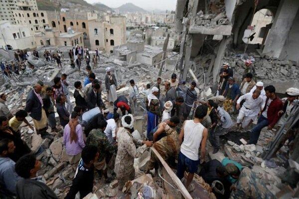 ارزش صادرات سلاح به عربستان 3 برابر بیشتر از کمک ها به یمن است
