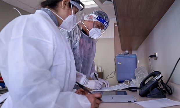 تزریق واکسن کرونای چینی ها به یک میلیون نفر