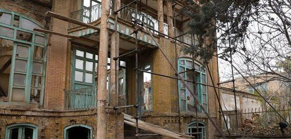 بازسازی و بازسازی خانه تاجران چای کلکته