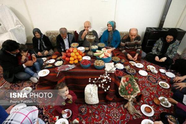 نگاهی به تاریخچه شب یلدا در ایران
